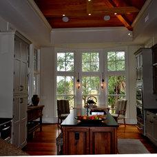 Kitchen by Frederick + Frederick Architects