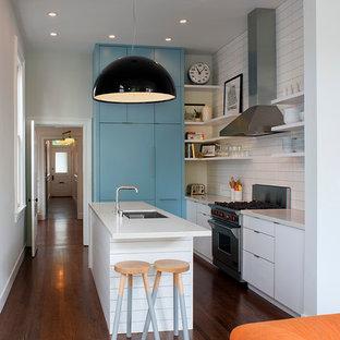 Modern Kitchen Photos   Minimalist Kitchen Photo In San Francisco
