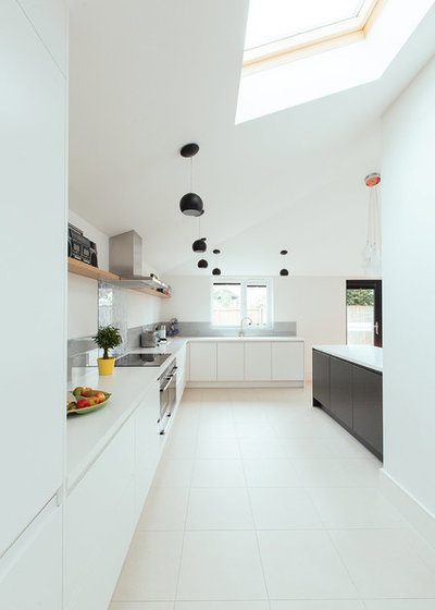 Contemporain Cuisine by PARKdesigned Architects