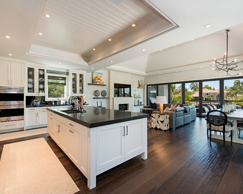 Mid Sized Tampa Kitchen Design Ideas Remodel Pictures