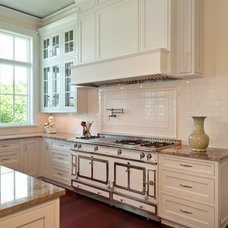 Traditional Kitchen by Stofft Cooney Architects