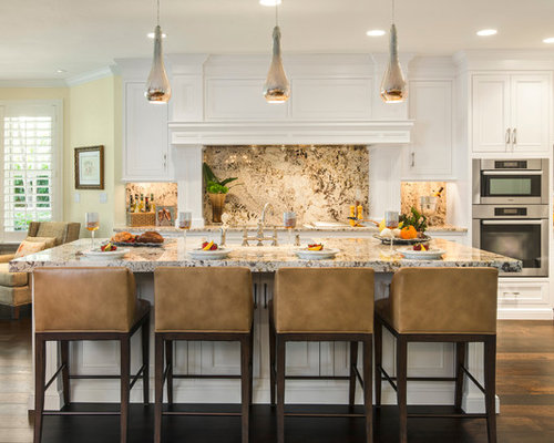 granite breakfast bar home design ideas renovations photos