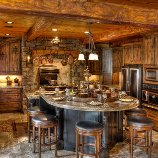 Gull Lake 1 - Kitchen