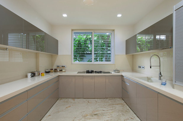 Contemporary Kitchen by The BNK Group