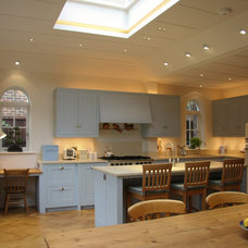 Traditional Kitchen by Andy Stone Bespoke Interiors