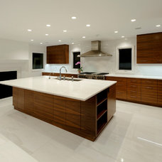 Contemporary Kitchen by Kitchen and Bath Studios Inc