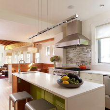 Industrial Kitchen by Hanson General Contracting, Inc.