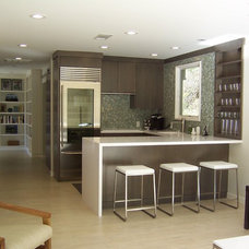 Contemporary Kitchen by hetherwick hutcheson design