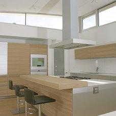Modern Kitchen by ras-a, inc.