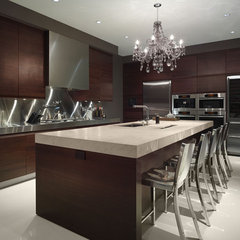 kitchen by Habachy Designs