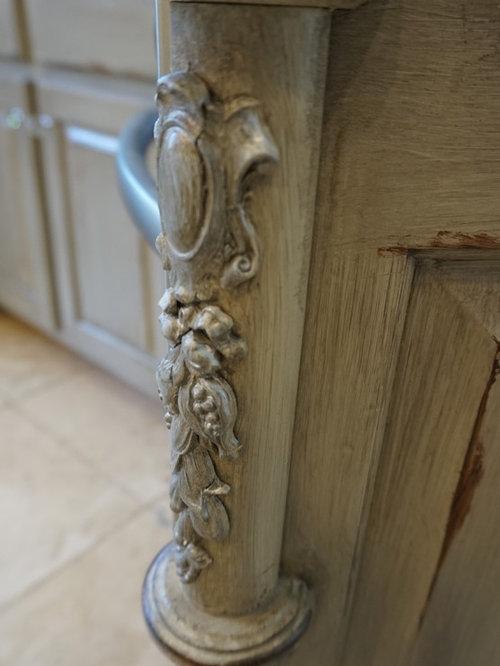 Kitchen design ideas renovations amp photos with travertine flooring
