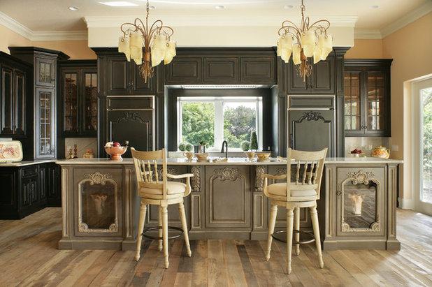 Victorian Kitchen by Habersham