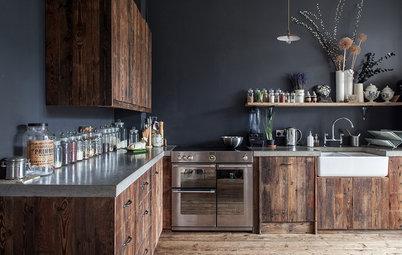 Trasforma la Tua Cucina Bianca con 11 Idee Colorate