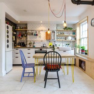 Stilmix Küche in London