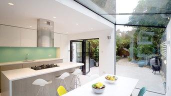 Hackney glass box