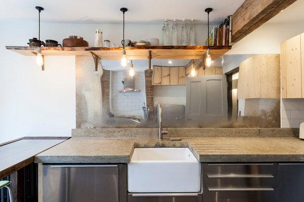 Scandinavian Kitchen by Chris Snook