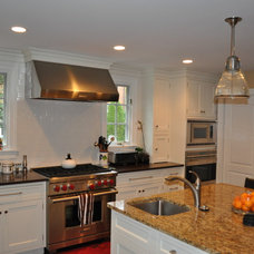 Traditional Kitchen by Medoro Custom Builders, LLC