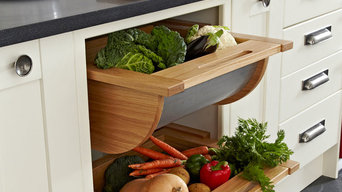 Hafele Pull-out Vegetable Baskets