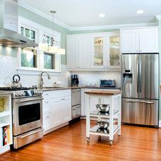 Traditional Kitchen by LiveSmart Design