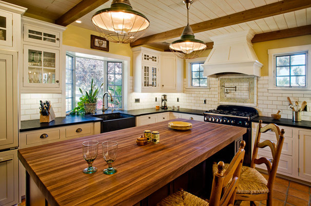 Beach Style Kitchen by Dura Supreme Cabinetry