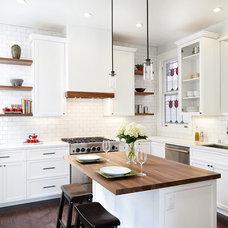 Contemporary Kitchen by Nerland Building & Restoration, Inc.