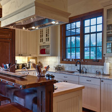 Rustic Kitchen by Gravitas, Inc.