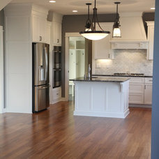 Farmhouse Kitchen by R&R Construction of Minneapolis Inc.