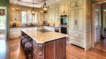 Hallbrook remodel chef's kitchen