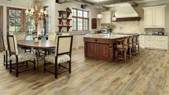 Hallmark Floors Organic Solid Hardwood Floors Collection
