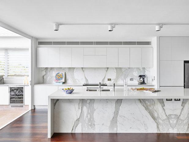 Contemporary Kitchen by CONRAD GARGETT