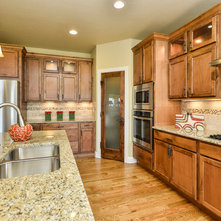 Traditional Kitchen By Housing U0026 Building Association Of Colorado Springs