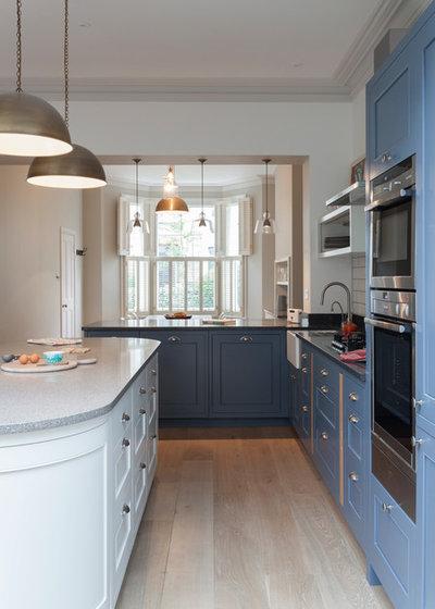 Contemporary Kitchen by Maya Wilson Interiors