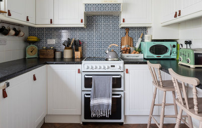 My Houzz: British Blogger Puts Her Stamp on a Rented Cottage