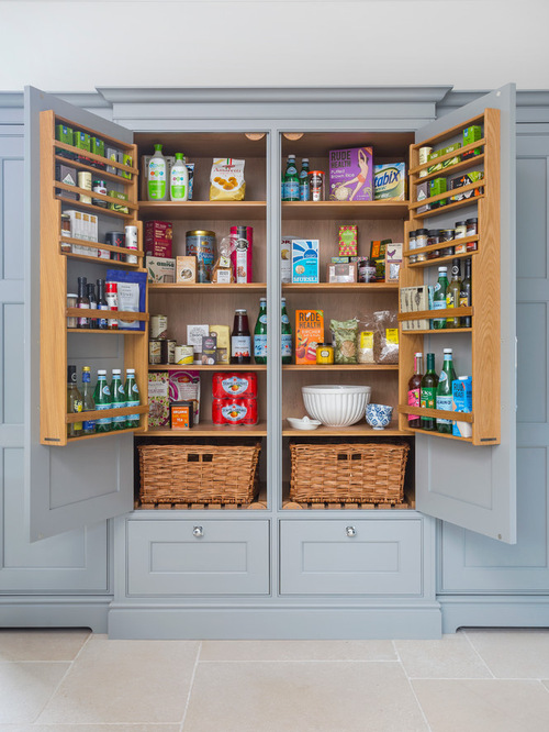 Pantry Design Ideas pictures of kitchen pantry options and ideas for efficient storage hgtv 4 Hampshire Kitchen Pantry Design Ideas Remodel Pictures Houzz