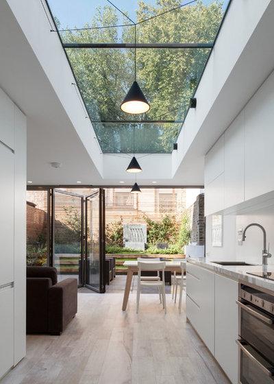 Contemporaneo Cucina by Bolton Chalklin Architects