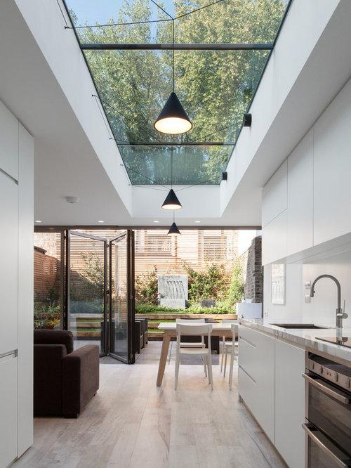 Galley Kitchen Design Ideas Remodels Photos