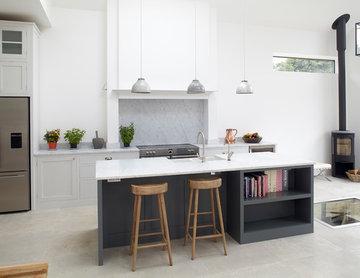 Hampton '2' Shaker Kitchen