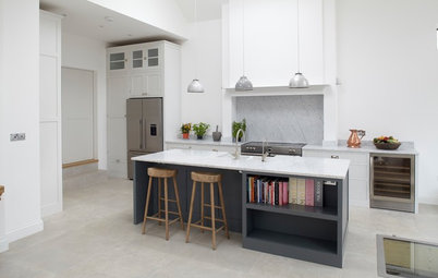 Kitchen Tour: A Stunning, Spacious, Shaker-style Kitchen