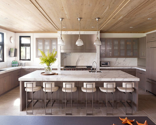 Large Island Home Design Ideas, Pictures, Remodel and Decor
