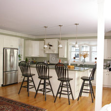 Traditional Kitchen by Duxborough Designs