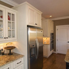 Traditional Kitchen by Quality Stone Concepts