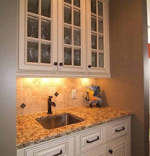 Linen Kitchen Cabinets: Hampton Linen Cabinets