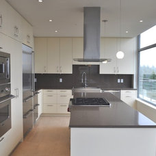 Contemporary Kitchen by Tanya Schoenroth Design