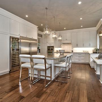 Hampton's style New Build, Complete Interior