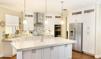 Hampton Style Kitchen (Cooper City, FL)