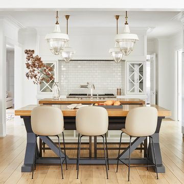 Hamptons Inspired Renovation