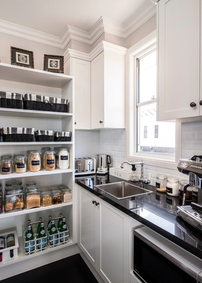 Fusion Kitchen by A & T Cabinet Makers