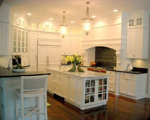 Best 10 ft ceiling home design design ideas remodel for Beckerman kitchen cabinets