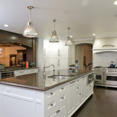 Traditional Kitchen by Almaden Interiors, Inc.