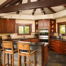 Asian Kitchen Hanalei Bay Vista Estate